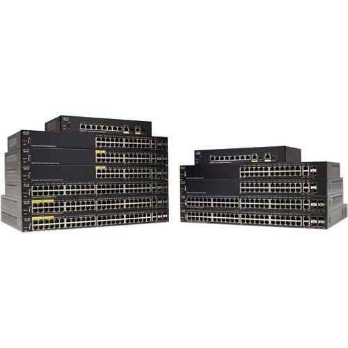 Cisco Sg350 28P 28 Port Gigabit Managed