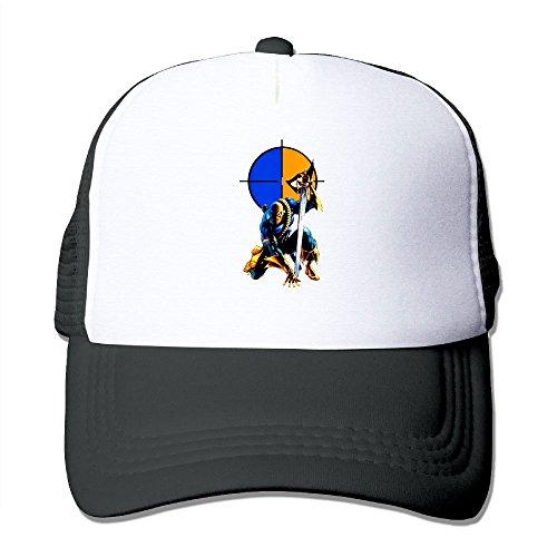 Avis N Deathstroke Mesh Hat Trucker Cap -