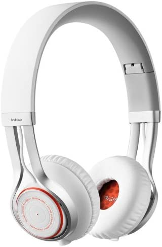Jabra REVO Wireless Bluetooth Stereo Headphones – Retail Packaging – White Discontinued by Manufacturer