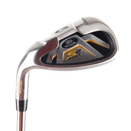 New Cobra S2 Max Gap Wedge LH w/ Steel Shaft