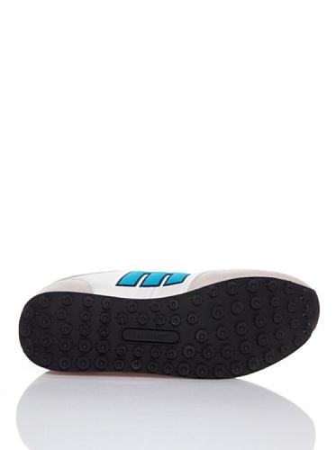 MTNG Blanco Nylon Raspa Blanco tennis Attitude Sneakers rXIT0rq