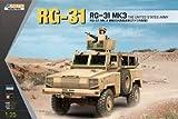 kinetic 1 35 - Kinetic 1/35 RG-31 MK3 (US ARMY) # 61012 by Kinetic