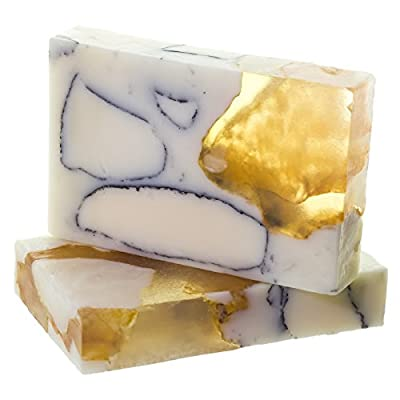 Handmade Organic All Natural Soap Bar for All Skin Types with Essential Oils from Kobochon