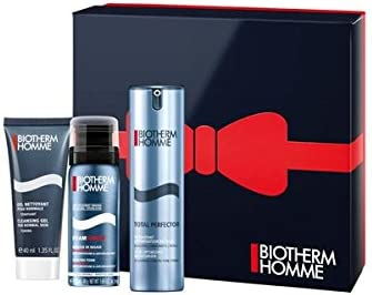 Estuche Biotherm Homme Total Perfector 40 ml+ Regalo: Amazon.es: Belleza