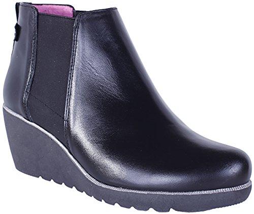 Stivaletto Alla Caviglia Genesis Helle Fashion Comfort Da Donna