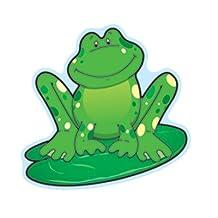 (Price/EA)Carson Dellosa CD-120014 Frogs Mini Cutouts