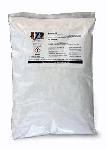 Nitride Coat (Boron Nitride (BN) Powder - Ultra High Purity - Grade ZG (1 kg. / 2.2 lb.))