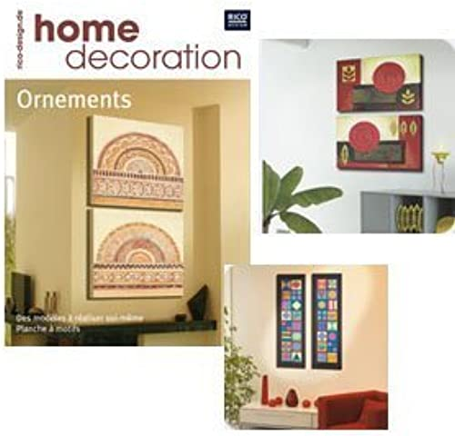 Livre Home Decoration Rico Design Numero 20 : Ornements