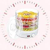 ZSQHD Small Mini Household Fruit Dryer Food