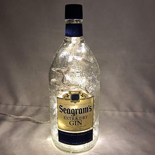 Seagram's Gin Lamp 1.75 Liters