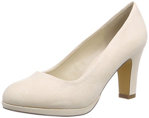 Another Pair of Shoes Patriciaae - Tacones Mujer Beige