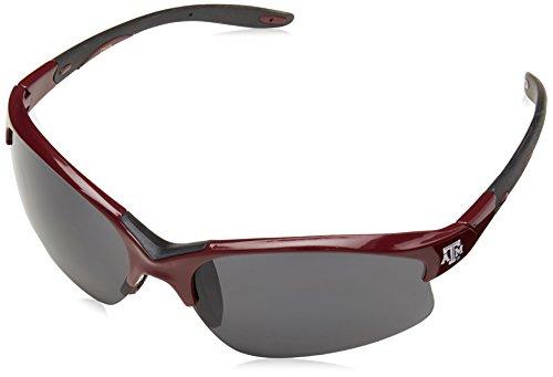 Siskiyou Texas A & M Aggies  NCAA Blade Sunglasses