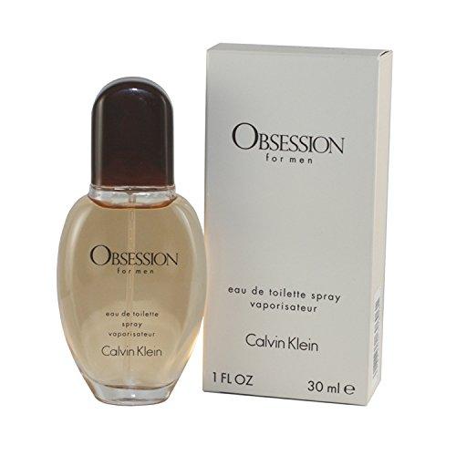 117 opinioni per Calvin Klein Obsession for Men Eau de Toilette, Uomo, 30 ml