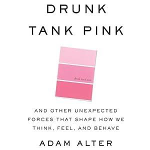 Drunk Tank Pink Audiobook