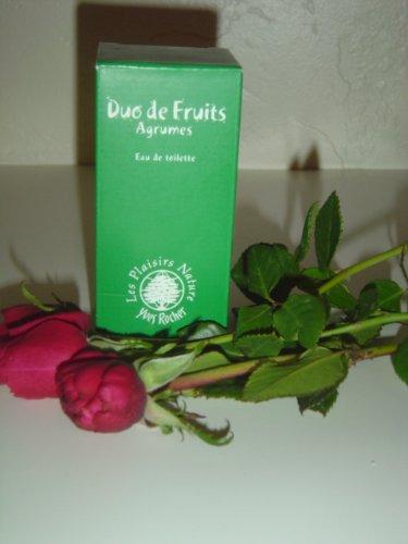 Yves Rocher Les Plaisirs Nature Duo de Fruits Agrumes Eay de Toilette, 100 ml /Fruit Citrus. EXTREMELY RARE.