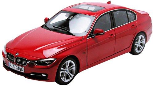 Paragon 97024r BMW F30 3 Series Melbourne Red 1-18 Diecast Car Model