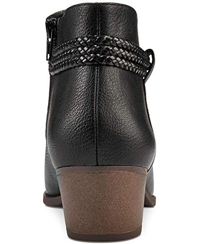 Fashion Ankle Co Black Toe Boots Fellicity Closed Womens amp; Style USwFx0qw