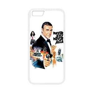 iphone6 4.7 inch Phone case White 007 James Bond ZAC1255991