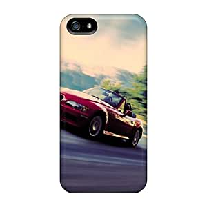 Protection Case For Iphone 5/5s / Case Cover For Iphone(animated Car)