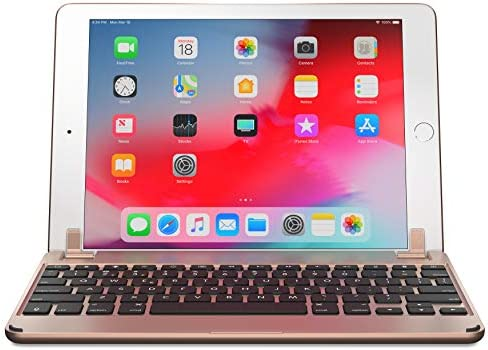 Brydge Keyboard iPad Aluminum Bluetooth