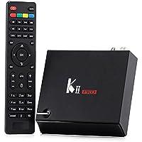 KII PRO Amlogic S905 Quad-core 2GB RAM 16GB ROM DVB-T2 DVB-S2 CCcam Newcam Biss Key TV Box