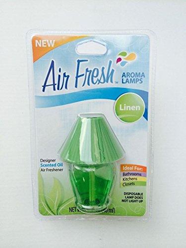 Amazon Com Air Fresh Aroma Lamp Linen Case Pack 72 Automotive
