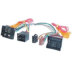 Cable adaptador de radio de Mercedes para Handsfree Car Kit (por ejemplo Parrot)