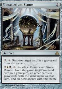 Magic: the Gathering - Moratorium Stone - Guildpact