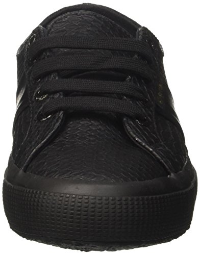 Basso Donna Total a Collo Pusnakew Black 2750 Sneaker Superga UqYXgfU