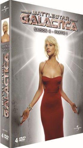 Battlestar Galactica, saison 4, vol. 1 - Coffret 4 DVD