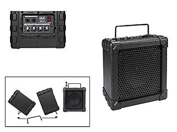 Amplificador GLX 5 W para guitarra eléctrica GLX mg-10: Amazon.es: Instrumentos musicales