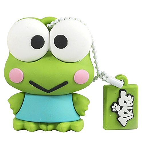 Tribe Hello Kitty 3D Keroppi 8GB High Speed USB 2.0 (FD004401) ()
