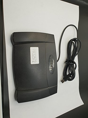 Infinity USB Digital Foot Control with Computer plug (IN-USB2)