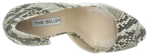 The Seller Ada S469, Damen Fashion-Sandalen Braun (sasso)