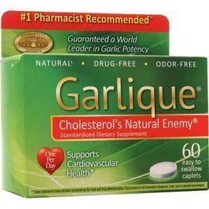Garlique Garlic, Caplets (Pack of 16)