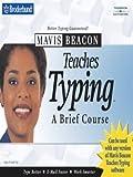 Mavis Beacon Teaches Typing: Practice Book