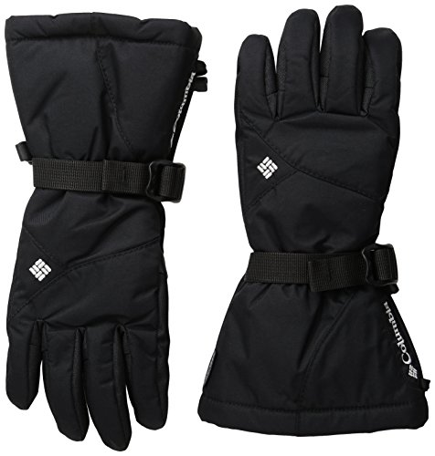 Columbia Women's Whirlibird Gloves, Black, Medium