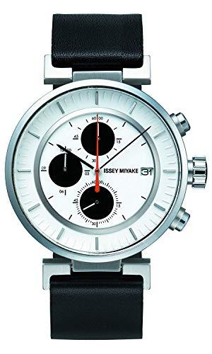 ISSEY MIYAKE Watch Men's W W Chronograph WADA Tomo Design SILAY003 Japan