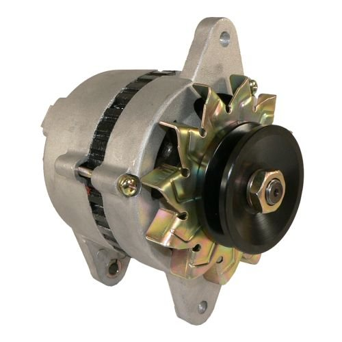 Db Electrical And0207 Alternator For Kubota, Thomas,L2250 L2250DT L2550 L2550DT L2550F M4950DT,L2250DT L2250F L2550DT L2550DTGST L2550F L2550GST,M4950 M4950DT,Thomas Skid Steer - Pulley Power Steer