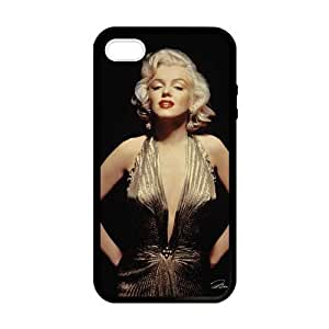 Marilyn Monroe Champagne Dress Case for iPhone 5 5s case