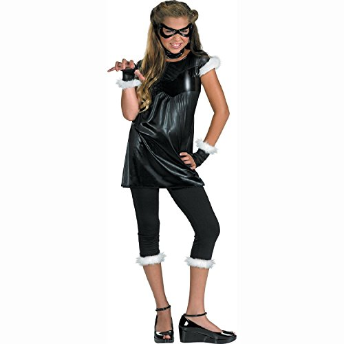 Disguise Inc - The Amazing Spider-man - Black Cat Girl Pre-Teen / Teen Costume