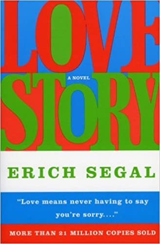 Image result for love story erich segal images