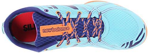 Nieuw Evenwicht Vrouwen Wmd500v3 Midfond Spike Schoen Blauw / Paars