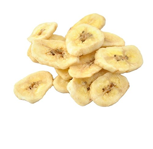Anna and Sarah Banana Chips Sweetened 2 Lbs in Resealable Bag ()