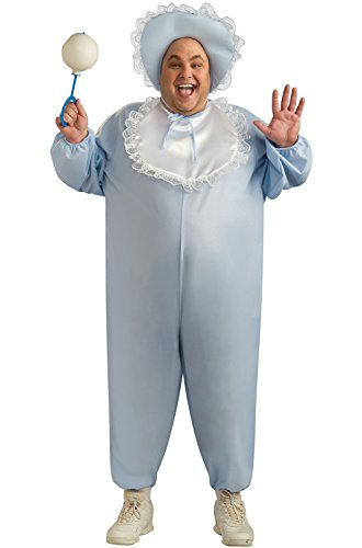 Mens Big & Tall Baby Boy Adult Halloween Costume 46-52
