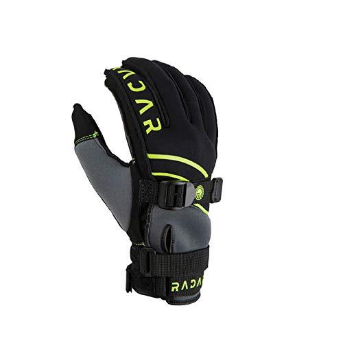 Radar Ergo A Inside-Out Waterski Glove Black (S) by Radar