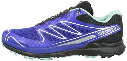 Salomon Mens Sense Pro Shoes Spectrum Blue / Black AOD5A