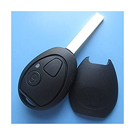 bmwks14 - Llave de recambio chasis con 2 botones llave de ...