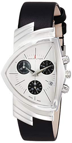 ساعت مچی همیلتون مدل H24432751  با بند چرمی