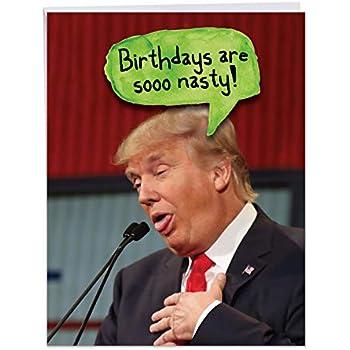 Big Funny Birthday Card